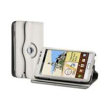 Housse coque étui pour Samsung Galaxy Note 2 de luxe avec sytème de rotation à 3