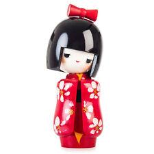 Auténtico Kokeshi Muñeca Japonesa Maiden