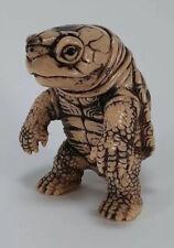TAKEPICO KAMENGO sofubi figure Japan ONE UP Turtle soft vinyl toy