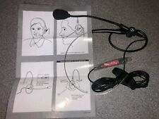 More details for noise cancelling microphone - 3.5mm plug - over the ear design