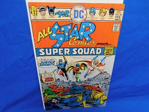 DC Comics All-Star Comics #58 1st Appearance Of Power Girl