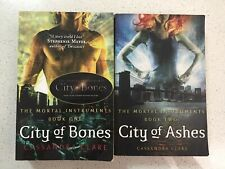 City of Bones/City of Ashes by Cassandra Clare (Paperback, 2008)