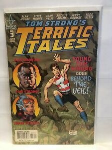 Tom Strong's Terrific Tales #3 VF/NM 1st Print America's Best Comics