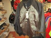 NFL-TAMPA BAY BUCCANEERS-LADIES SATIN CHEER JACKET-REEBOOK-SIZE 2XL-LAST1[TB108]