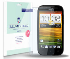 iLLumiShield Anti-Glare Matte Screen Protector 3x for HTC One SV (Boost Mobile)