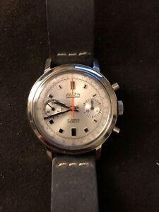 Vulcain chronograph Valjoux 7733