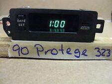 1990 MAZDA PROTEGE 323 DASH DIGITAL CLOCK