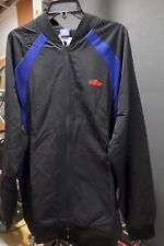 5f7cf830f7f Nike Air Jordan 1 Track Suit Jacket Wings Top 3 Royal 872861-010 Size M