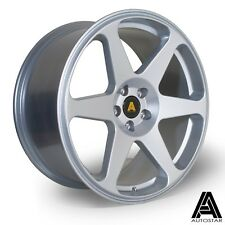 "Autostar Chaser 18"" 5x100 et35 alloys fit Toyota Celica Avensis"