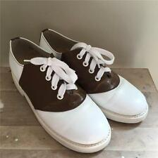 Rockabilly Leather Vintage Shoes for Women