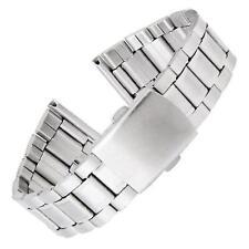 bracelet de montre acier inoxydable 18 mm