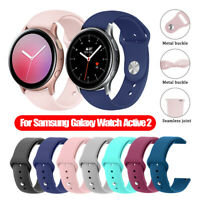 42mm For Samsung Galaxy Watch Active 2 Sport Silicone Watch Band Bracelet Strap