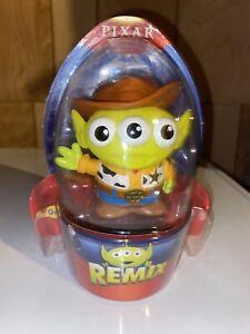 Disney Pixar Toy Story Remix Alien Woody 3 inch Figure NIB Buzz Toy Figure