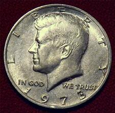 1973 Kennedy / Liberty Half Dollar Coin - Circulated