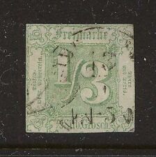 Thurn & Taxis 16 used catalog $275.00