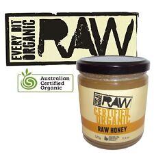 Raw Honey 325g by Every Bit Organic Raw Range