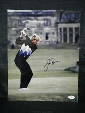 Jack Nicklaus Signed 78 British Open Scotland Photo JSA