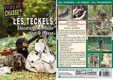 Les teckels : Education et conduite pour la chasse  - Chiens de chasse