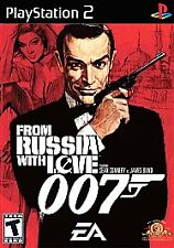 From Russia With Love (Sony PlayStation 2, 2005)