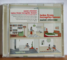 "Saint Etienne ""Tales From Turnpike House"" 2-CD Set, Bonus Disc"