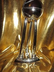 "Phoenix Mercury WNBA Basketball Women's Champions Trophy 9"" inches Tall NEW"