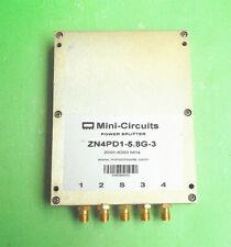 1pc Mini-Circuits Zn4Pd1-5.8G-3 2.0-6.0Ghz One-four Rf Sma Power Splitter