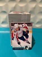 UD 2010-11 S1 Series one Upper Deck Base hockey card set 200 cards