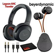 Beyerdynamic Lagoon ANC Traveller Bluetooth Headphones Bundle with Bonus Earbuds