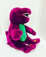 Barney Actimates Microsoft Dinosaur Talks Sings Interactive Robotic Vintage 1997