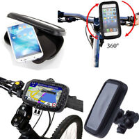 360° Waterproof Bike Bicycle Phone Case Cover Mount Holder Medium For iPhone 4 5