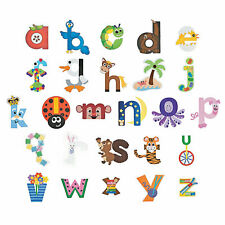 Lowercase Letters Craft Kits - Craft Kits - 312 Pieces