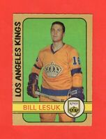 1972-73 O-Pee-Chee OPC  #245  Bill Lesuk RC  Exmt-nrmnt+