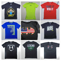 Youth Boys UNDER ARMOUR Shirts All Sizes-Click SIZE for list