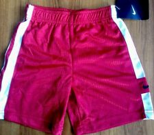Brand New Nike Boys Red Basketball Pants Size 2T