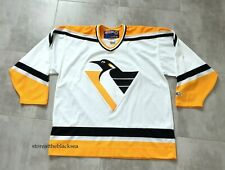 PITTSBURGH PENGUINS ICE HOCKEY SHIRT JERSEY TRIKOT NHL CCM MEN XL