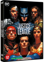 DVD - JUSTICE LEAGUE - NEUF SOUS BLISTER