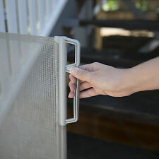 Perma Children/Child Safety Retractable Gate, Extendable upto180cm,  Aus. Brand