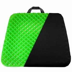 YL Heatfar Gel Seat Cushion with Non-Slip CoverVentilation Breathable Grid De...
