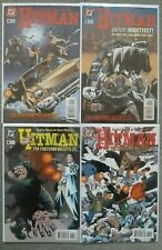 "HITMAN ""TEN THOUSAND BULLETS"" #4-7 SET..GARTH ENNIS.DC 1996 1ST PRINT.VFN+.(1/4)"