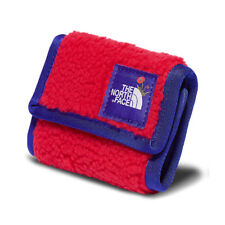The North Face x Nordstrom Olivia Kim OK Base Camp Wallet Red Blue