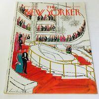 The New Yorker: September 30 1974 Full Magazine/Theme Cover Laura Jean-Allen