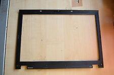 LENOVO THINKPAD T410 SCREEN BEZEL 45N5640 *not webcam ready*