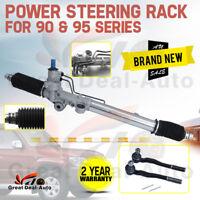 Power Steering Rack for Toyota Landcruiser Prado 90 KZJ95 RZJ95 VZJ +Tie Rod End