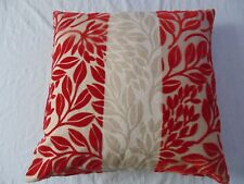 Designers Guild / William Yeoward Fabric Prunier Ruby Cushion Cover