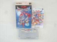 BREATH OF FIRE II 2 Super Famicom Nintendo Capcom Japan Game Boxed sf