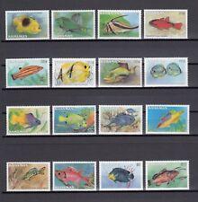 BAHAMAS 1986-90 SG 758A/73A MNH Cat £55