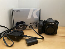 PENTAX K1 36.4 MP Digital SLR Camera - Black (Body Only) with battery/charger