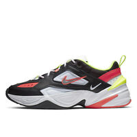 NIKE M2K TEKNO Mens Athletic Shoes Casual Sneakers - White Black Red - Size 12