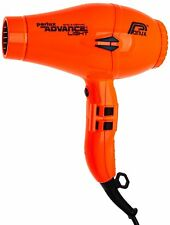 Parlux Advance Light Orange Dryer Hair Ionic Professional 2200W 3 M. Cable