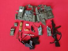 1/6 US ARMY APACHE PILOT EQUIPMENT AND VEST LOT FROM BBI